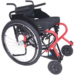 Terra Trek Urban All Terrain Wheelchair