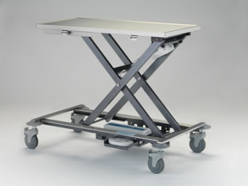 Mobile Animal Lift Table