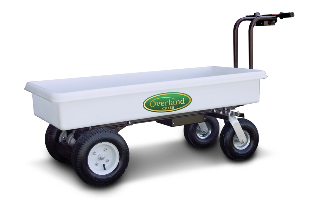6 Cubic Foot Electric Wagon