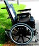MidWheel Manual Tilt n Space Wheelchair