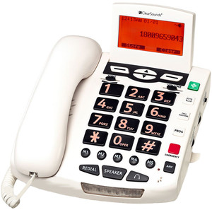 ClearSounds WCSC600 Amplified Freedom Phone