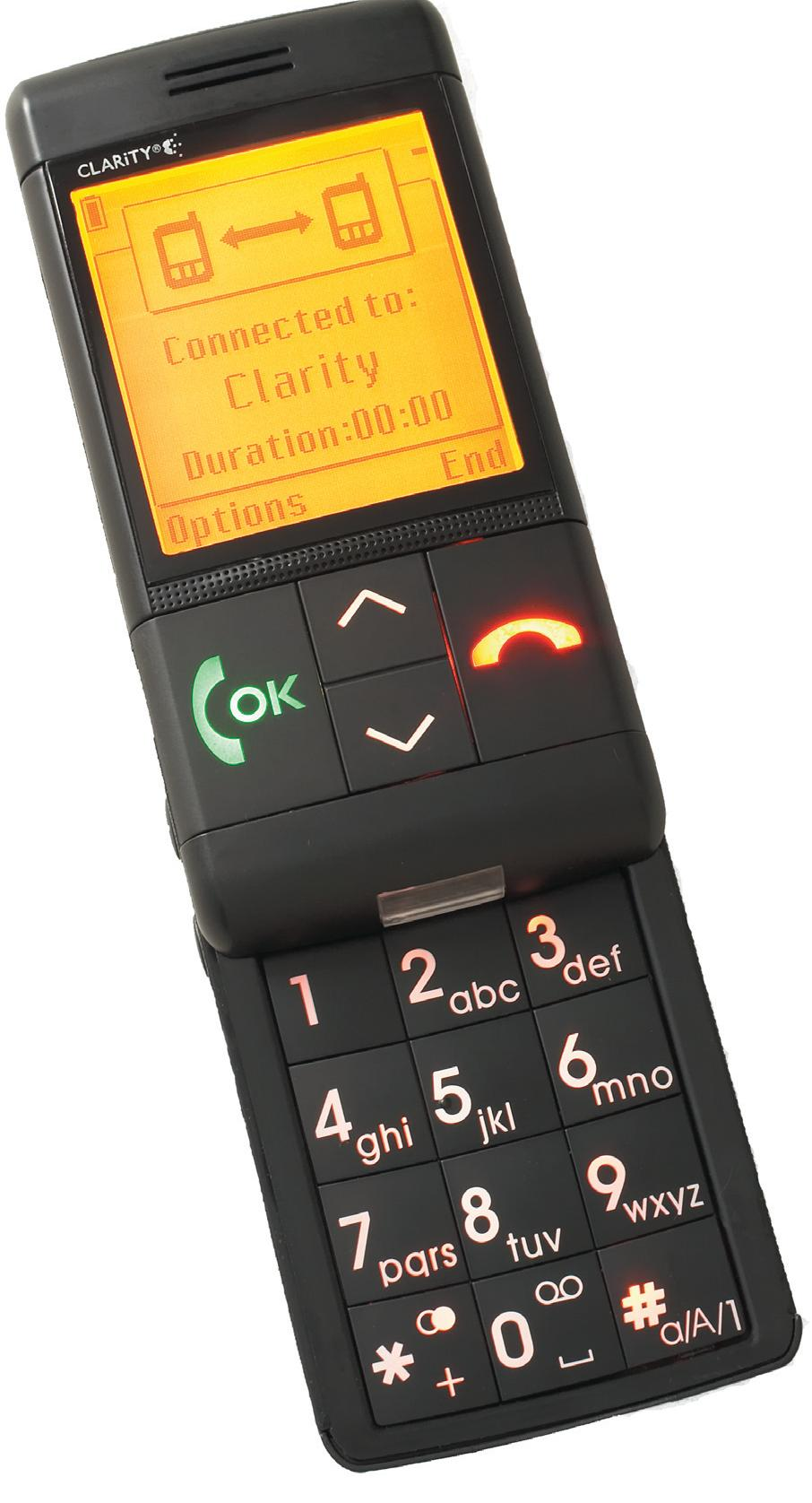 ClarityLife C900 Amplified Mobile Phone