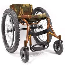 Top End Crossfire All-Terrain Wheelchair