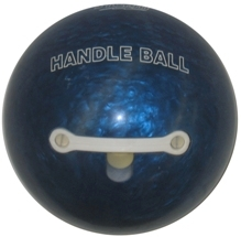 Retractable Handle Bowling Ball