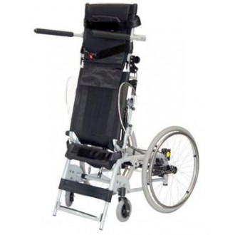 Power Assisted Stand-Up Manual Wheelchair