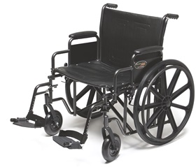 Everest & Jennings® Traveler® HD Wheelchairs