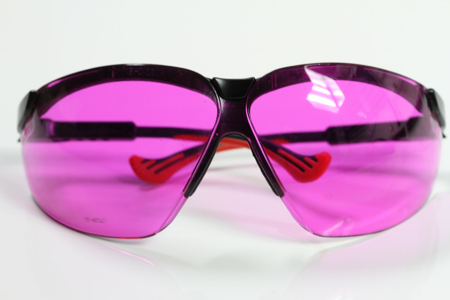 Oxy-Iso Colorblindness Correction Glasses, Pink lenses