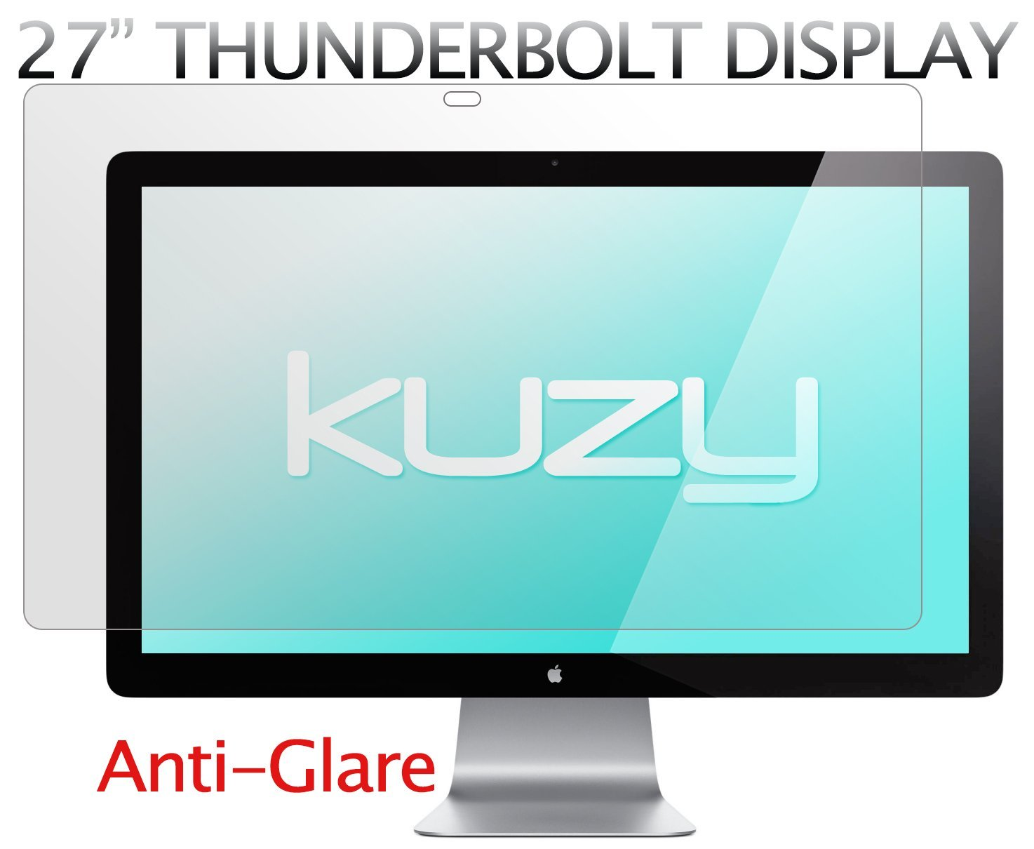 Kuzy - Anti-Glare Matte Screen Protector Filter for 27 inch Apple Thunderbolt