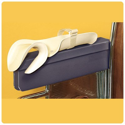Contoured Wheelchair Arm Tray Right