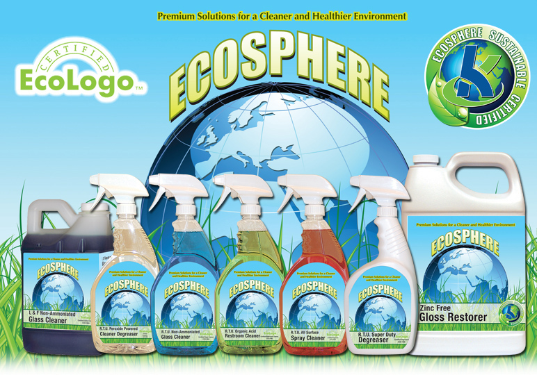 Ecosphere Cleaners