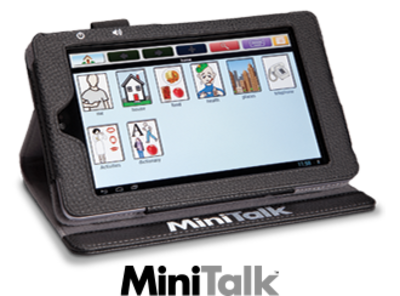 MiniTalk Personal Speech-Generating Device
