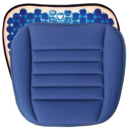 Seat Cushion, Anti-Vibration, 18x16 In.
