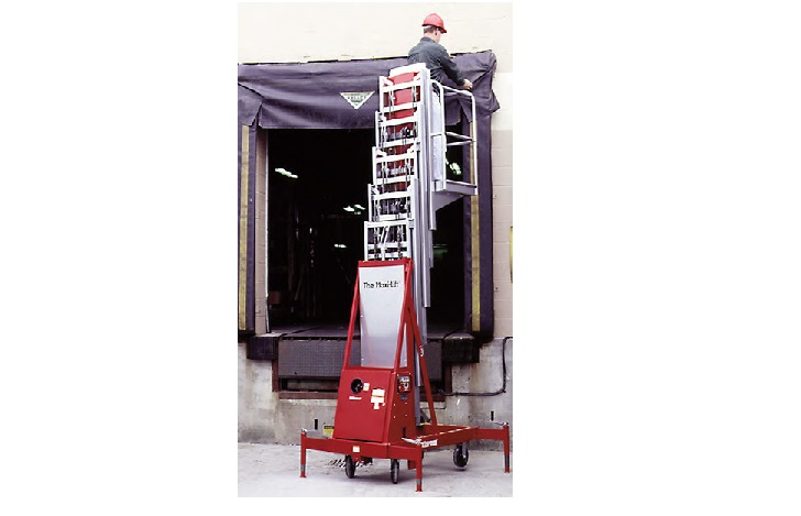 Maxi-Lift 25 ft. Pusharound Lift