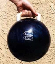 Handle Grip Bowling Ball