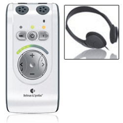 Bellman Mino Personal Amplifier with Headphones