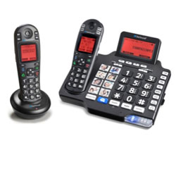 Clearsounds A1600 Amplified Cordless Phone Bundle