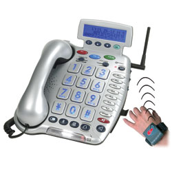 Emergency Connect Telephone