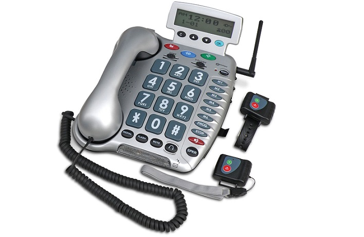 Geemarc Amplified Emergency Connect Telephone