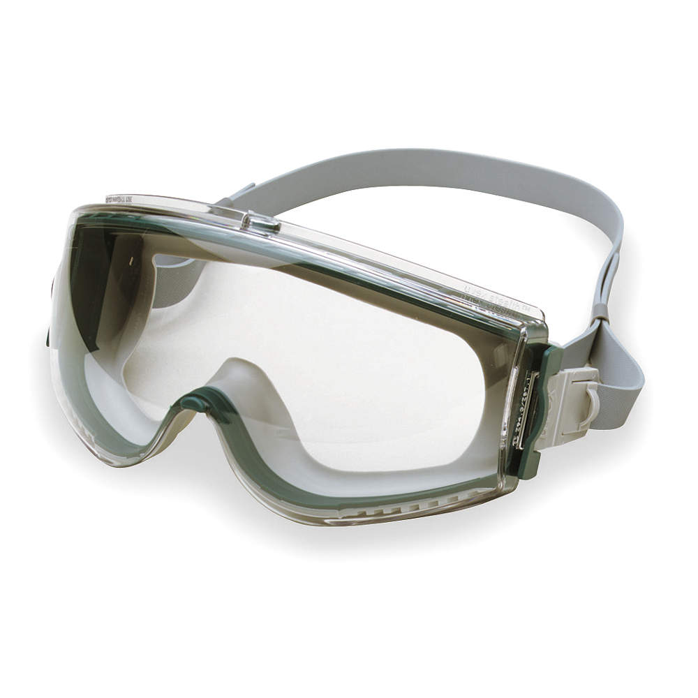 Anti-Fog Chemical Splash/Impact Resistant Goggles, Clear Lens Color