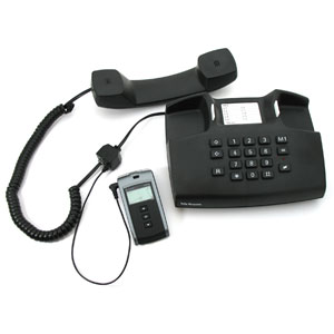 Telephone Kit Comfort Contego with Neckloop