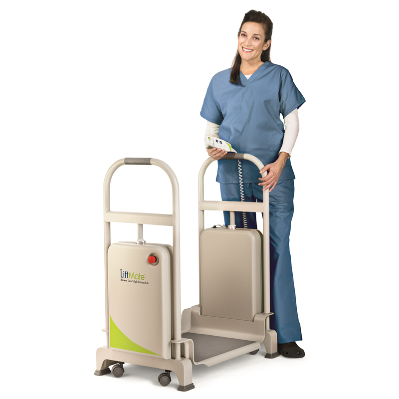 Brewer LiftMate with Nurse