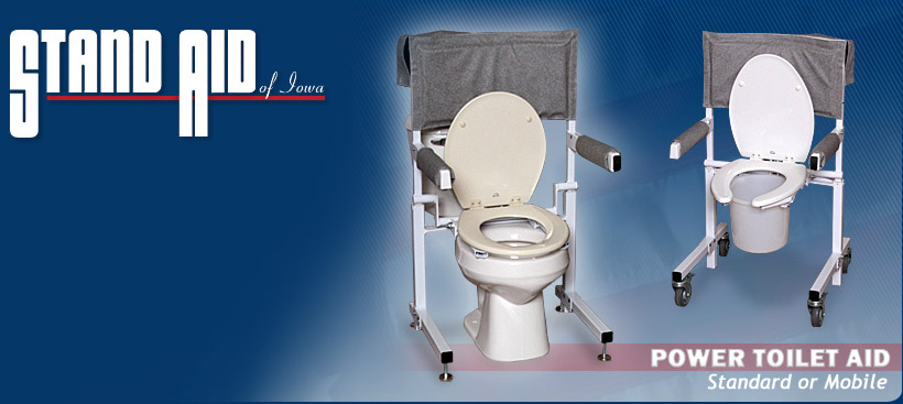 Power Toilet Aid