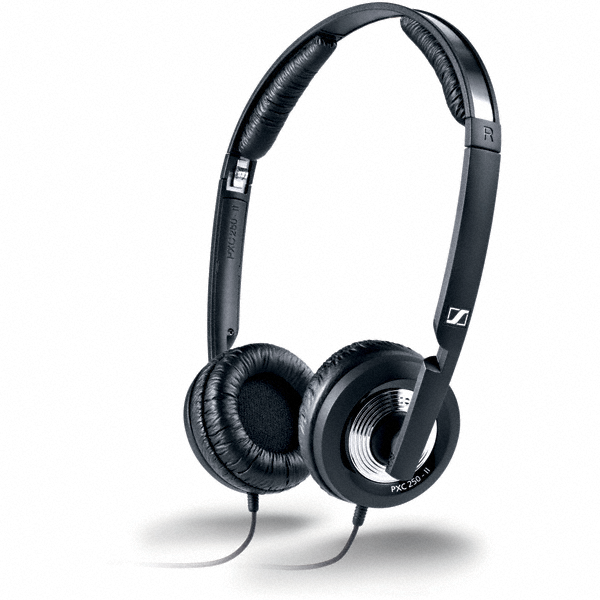 Sennheiser PXC 250-II Active Noise-cancelling Travel Headphones - Closed