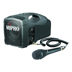 Personal PA System w/ Wired Mic