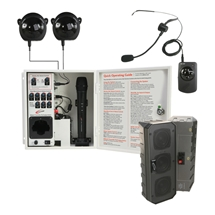 Infrared Classroom Audio System