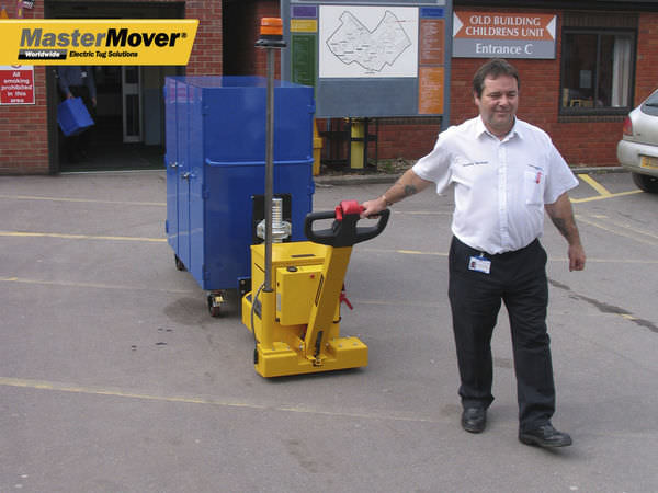 Master Mover Pedestrian Tug MT200