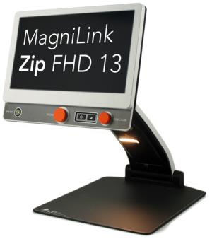 MagniLink Zip Desktop Video Magnifier - HD 13