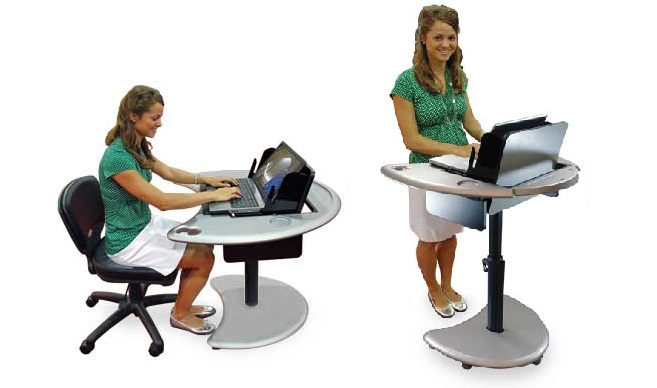 Quark™ Mobile Computer Table
