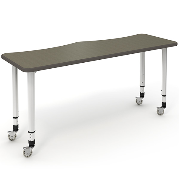 "Intuitive Desk Return - 64""W x 22""D"
