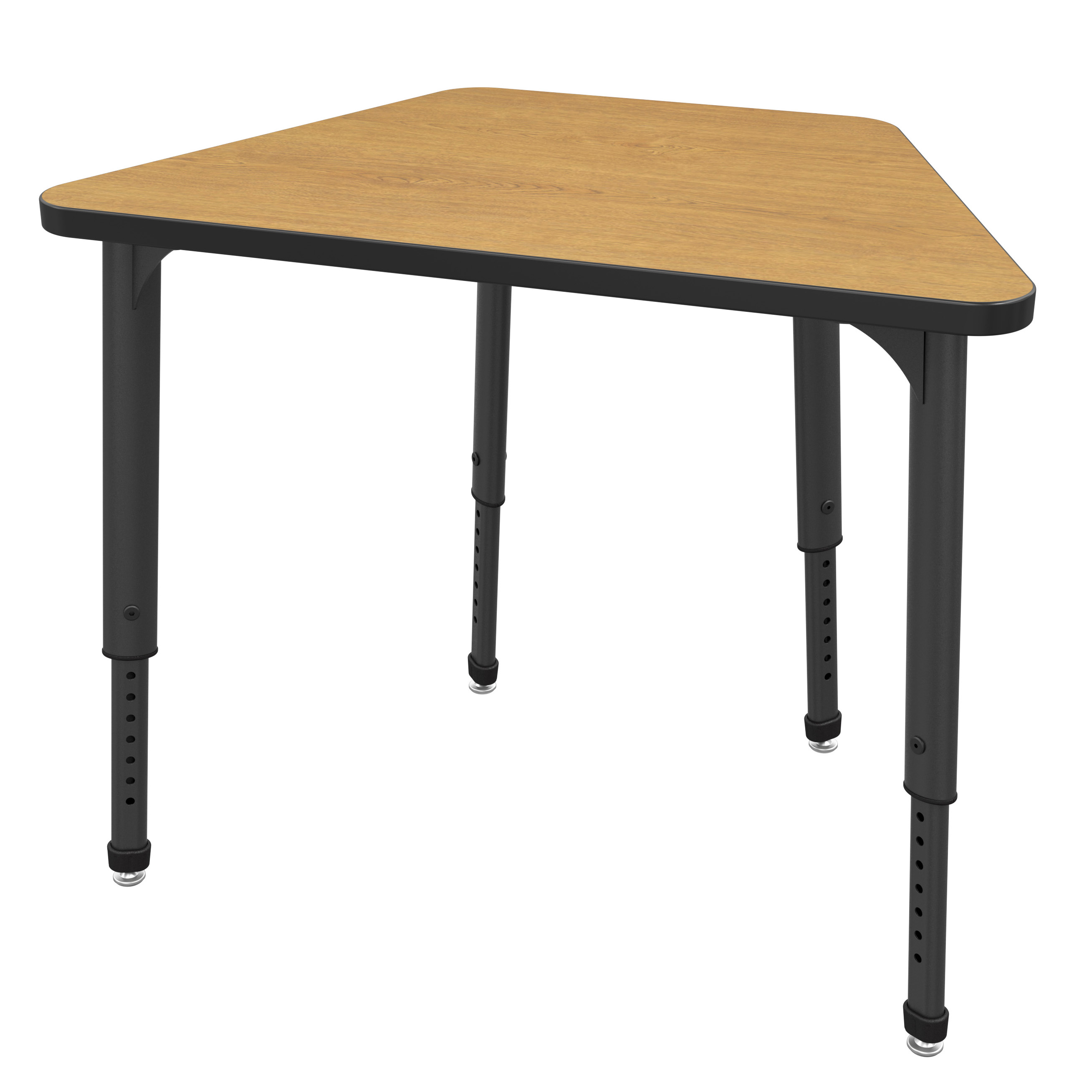 Apex Series Trapezoid Student Desk