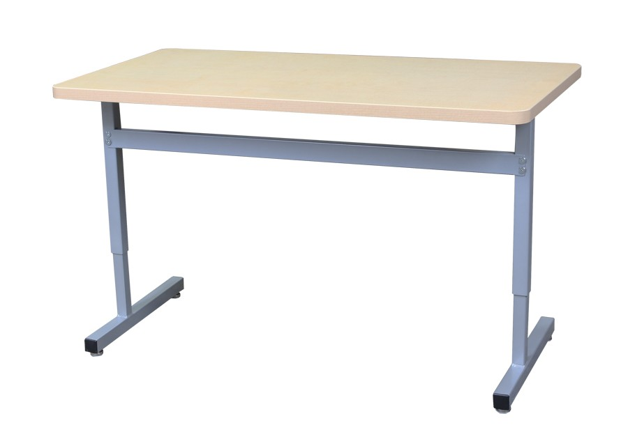 UNE-T Student Desk for two students