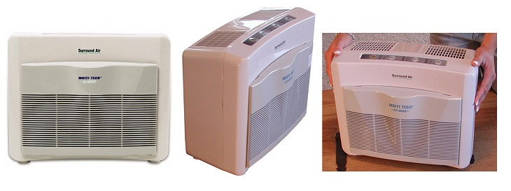 Multi-Tech XJ-3000C Air Purifier
