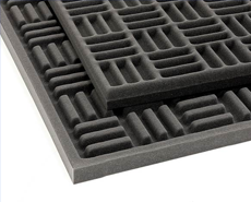 Acoustic Grid Foam