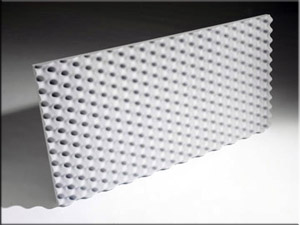 FireFlex Foam Soundproofing Panels