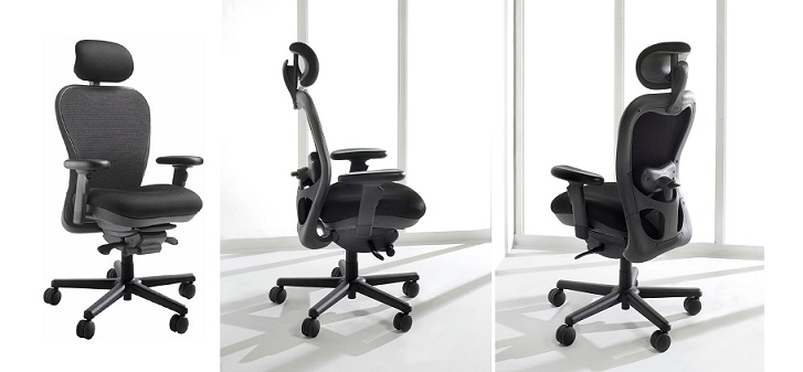 Nightingale CXO 6200-HD Mesh Back Chair