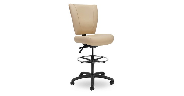 Monterey 400 24/7 Big and Tall Drafting Chair