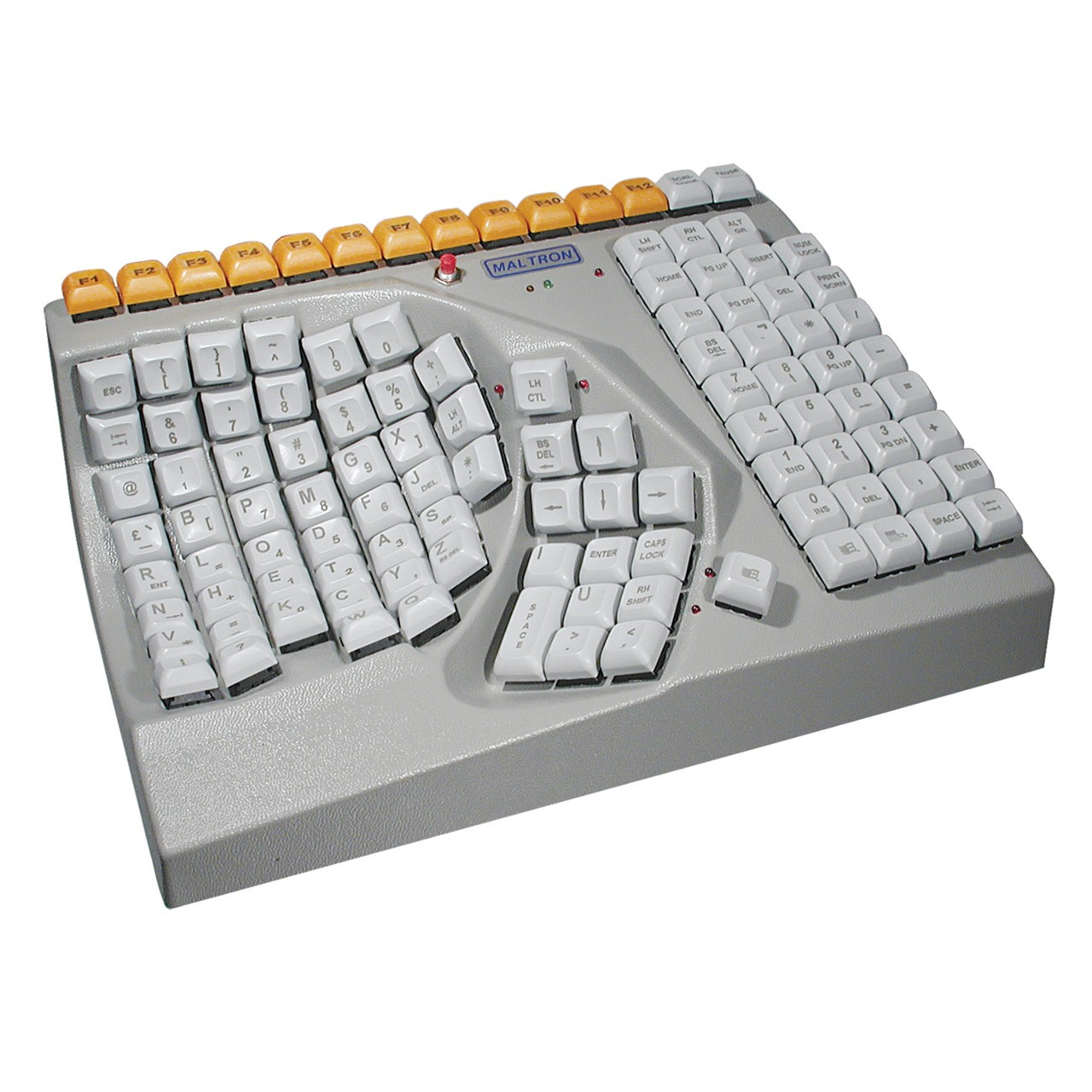 Maltron Keyboard-Left-Handed