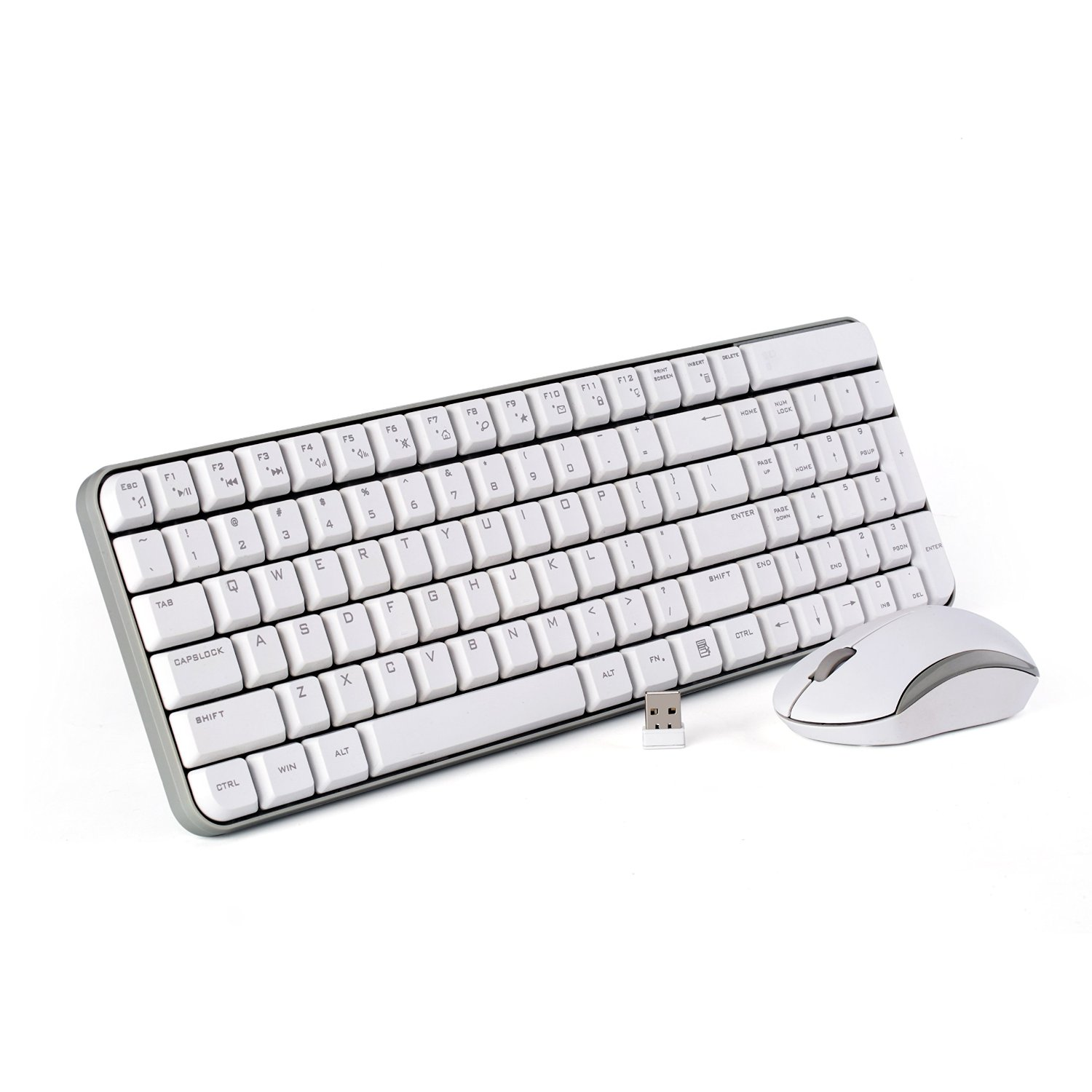 jelly comb mk08 whisper quiet ultra compact wireless keyboard. Black Bedroom Furniture Sets. Home Design Ideas
