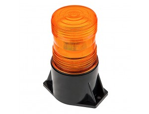 Amber LED Strobe Light Beacon with 1 x 3W High Power LED