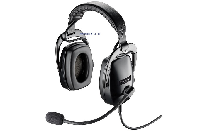 Plantronics SHR2083-01 Rugged Noise-Canceling Headset