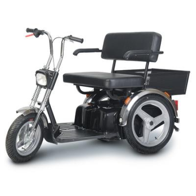 Wide Seat - 3 Wheel Electric Mobility Scooter