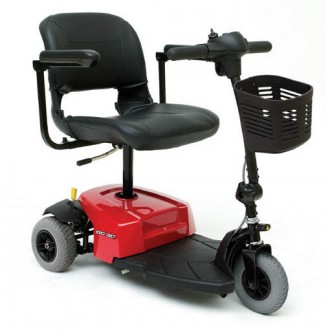 Pride Go-Go Ultra X 3 Wheel Scooter