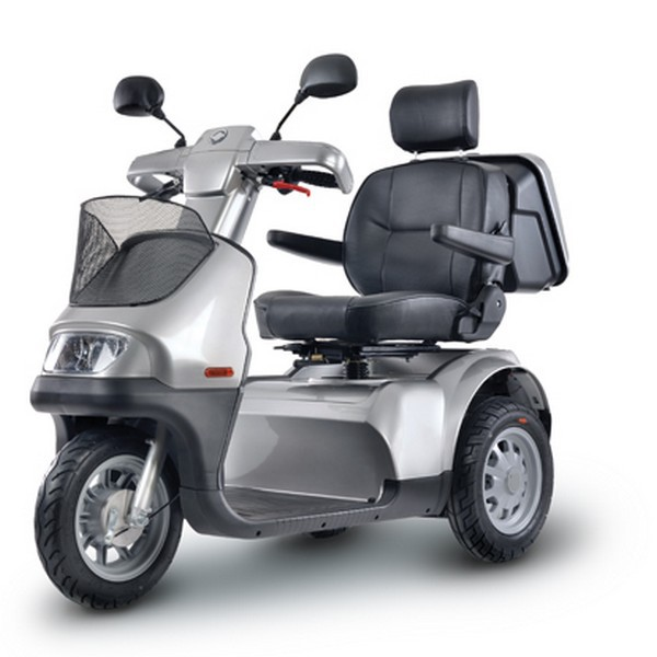 Afiscooter S3 - 3 Wheel Electric Mobility Scooter