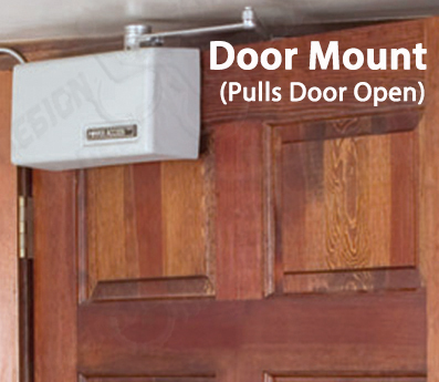 Power Access, Door Mount Residential Automatic Door Opener