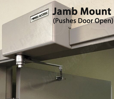 Power Access, Jamb Mount Residential Automatic Door Opener