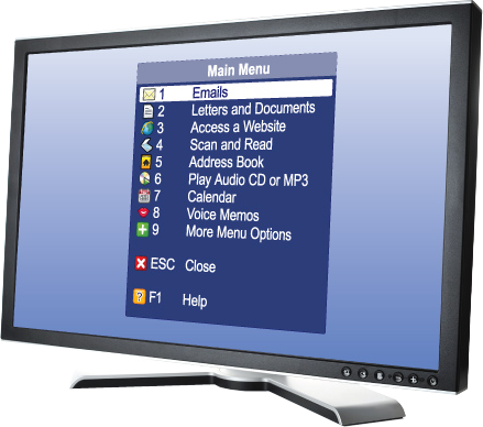 Guide Software Display
